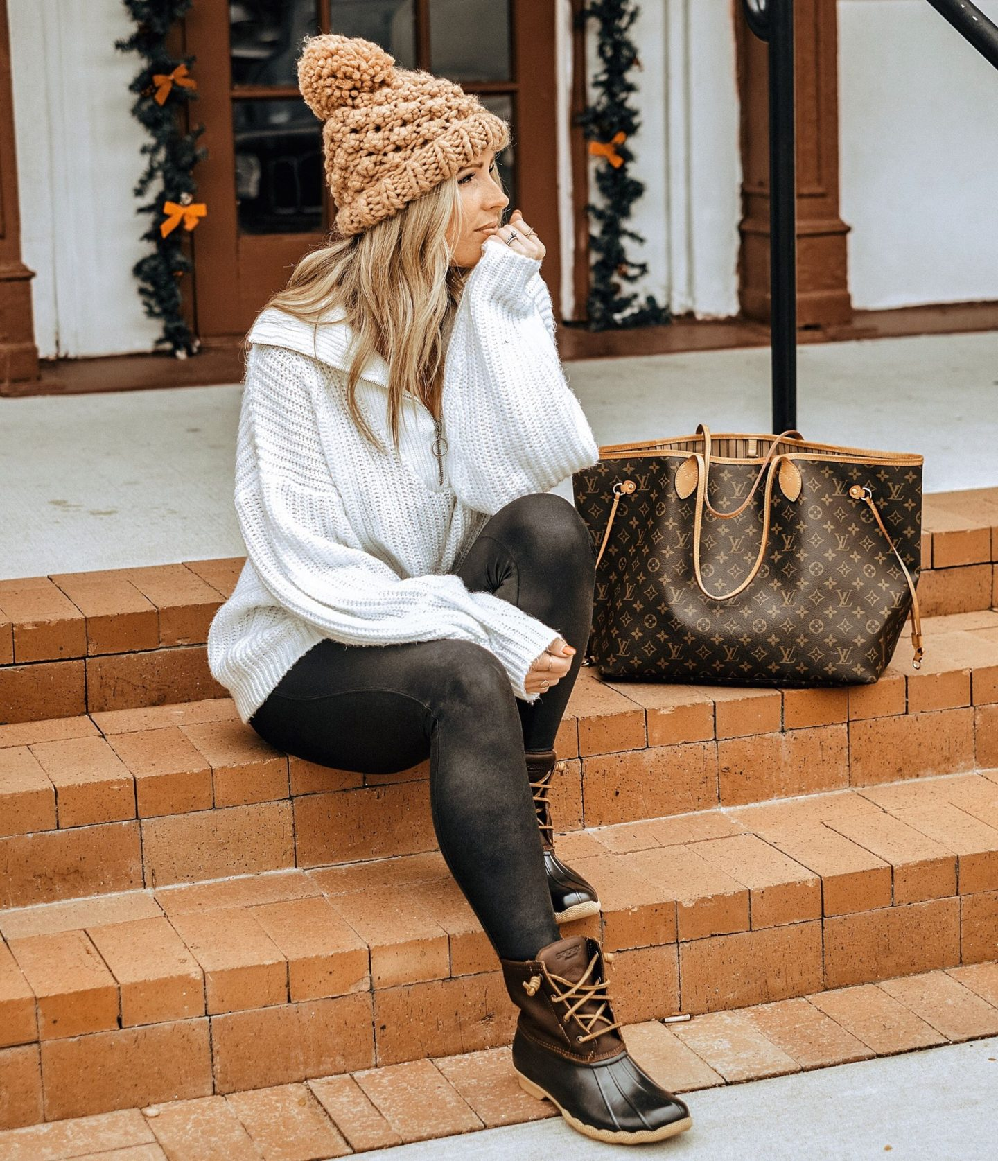 Winter Staple with Shopbop