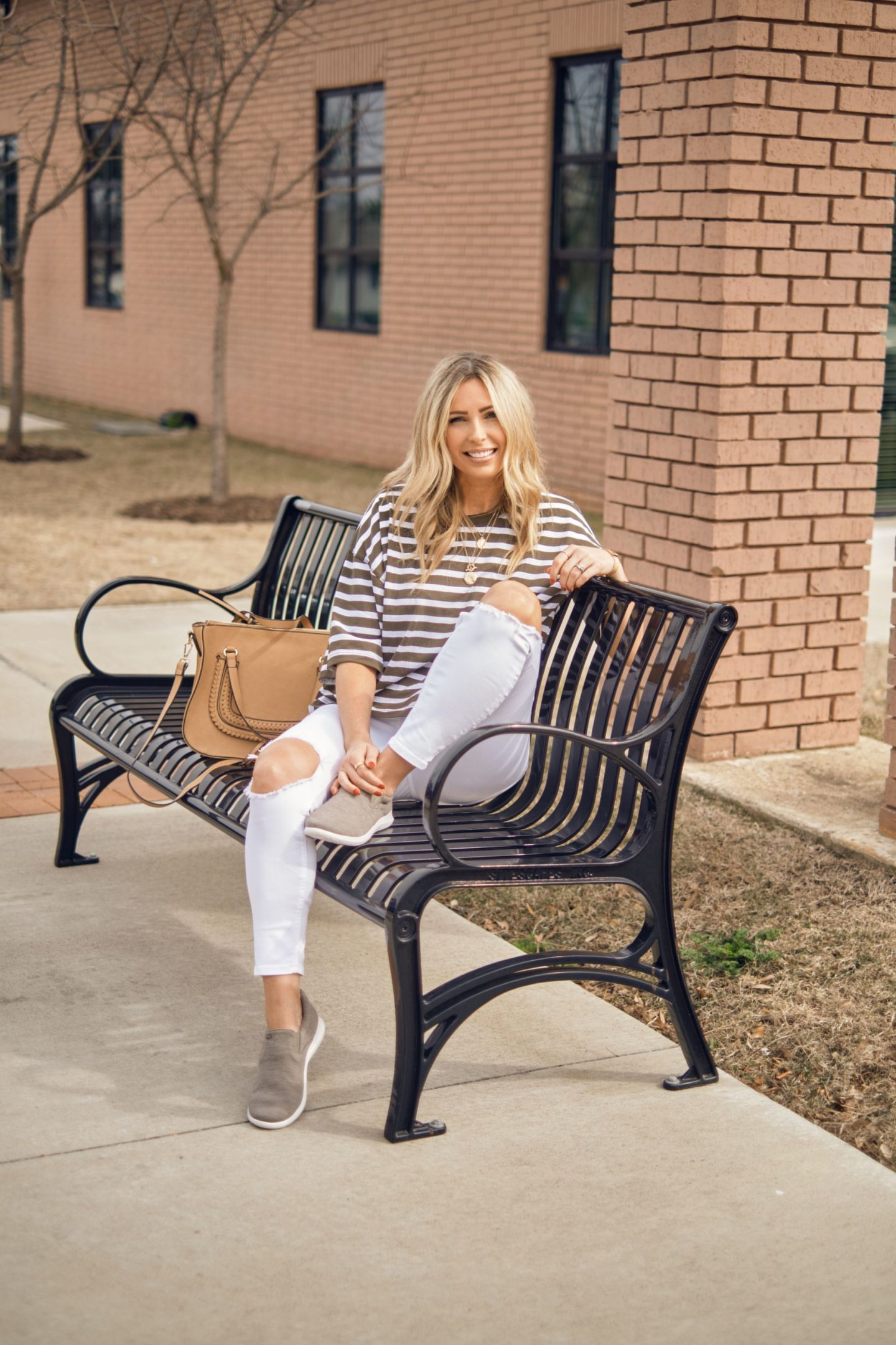 Spring Basics with Merinos Shoes