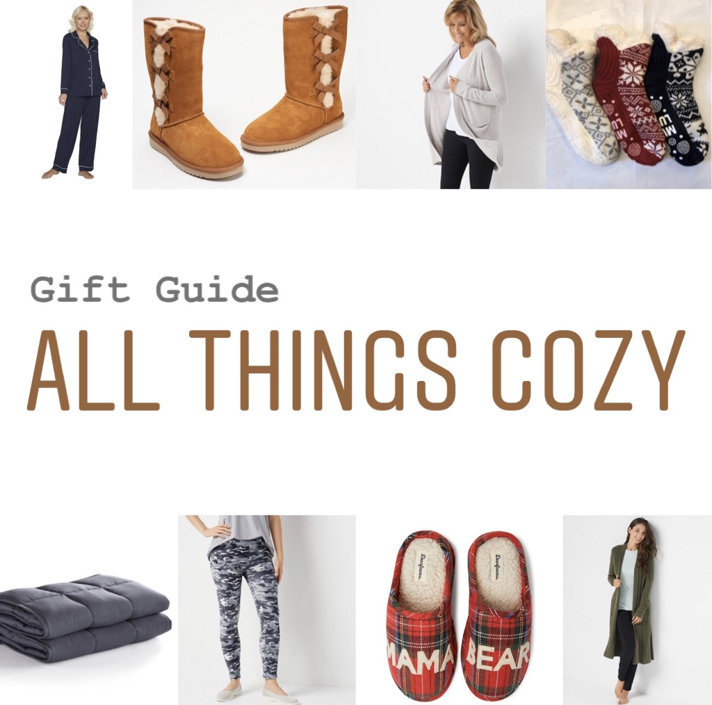 Cozy Gift Guide for HER