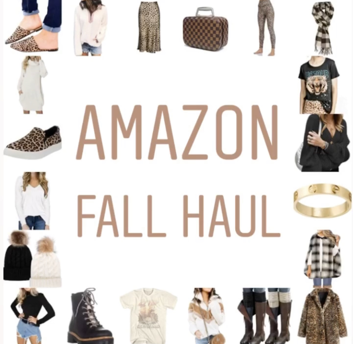 Amazon Fall Haul