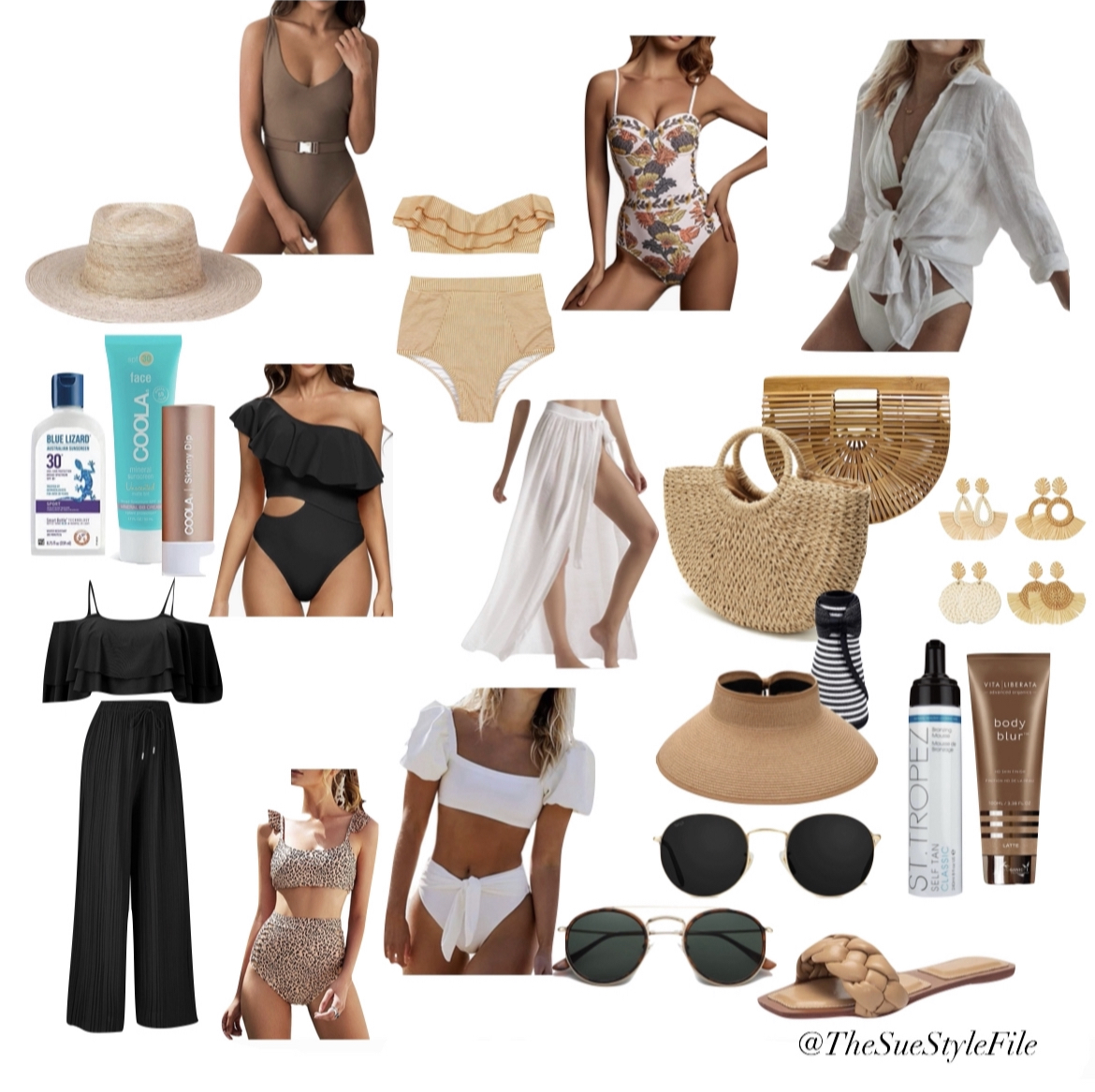 Affordable Beach Must Haves